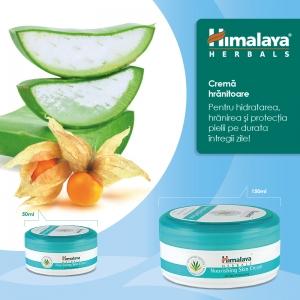 himalaya herbals. Prisum International Trading recomanda Crema hranitoare Himalaya Herbals