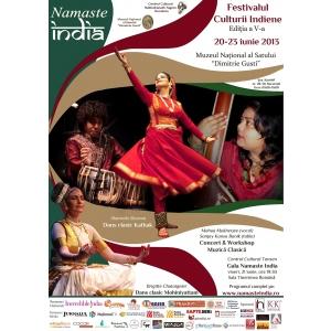 restaurant namaste. Prisum International va invita la Festivalul Namaste India