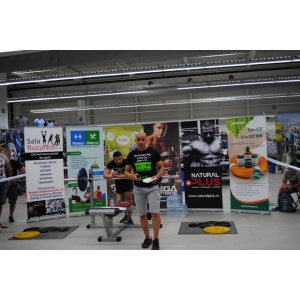 """the strongest man in the city. Produse Himalaya pentru participantii competitiei """"The Strongest Man in the City"""""""