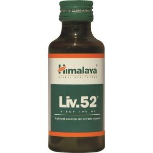 Protejeaza natural ficatul cu Liv.52