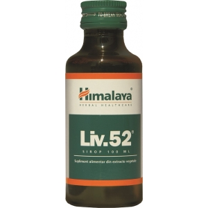 Prisum International  Himalaya  Liv 52  Ficat. Protejeaza natural ficatul cu Liv.52