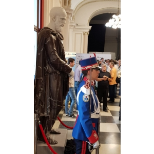 Statuie nobil dac muzeul national de istorie a Romaniei