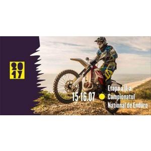 Motocros. Zarnesti Challenge anunta pentru 15 iulie 2017 desfasurarea Campionatului National de Enduro - Etapa a II-a la Zarnesti