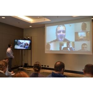 multiconference. Evolio lansează primul serviciu de Videoconferinţă Cloud din România