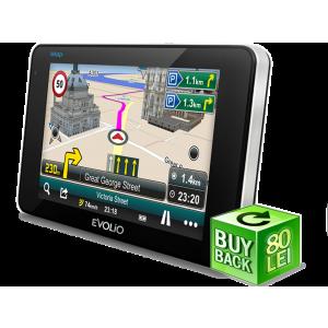 Evolio. Evolio lansează programul  BuyBack pentru GPS-uri