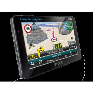X-Slim HD. Evolio lanseaza seria de GPS-uri HD, cu 4 ani actualizare gratuita online