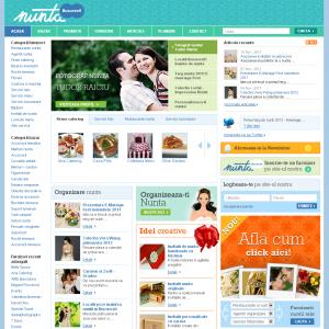 Primul site dedicat doar mireselor din Bucuresti