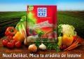 carti cu legume. Noul Delikat – o mica gradina…cu 30% mai multe legume