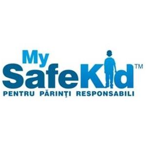 bocanci pentru protectie. logo My SafeKid