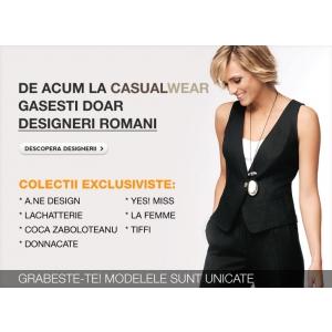 designeri. Designeri noi in magazinul online Casual Wear