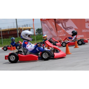 Premiera Mondiala la Bucuresti: SuperCupa Romaniei la Karting Electric.