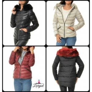 Alege moda care te incalzeste in sezonul rece, alege geci de dama de la Larysa.ro