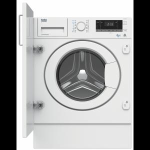 Bricomix.ro - Care sunt avantajele asigurate  de orice masina de spalat rufe incorporabila?
