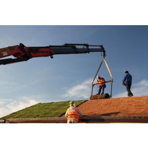 Instructiuni de montare si ingrijire a vegetatiei pentru acoperisuri verzi - Rulou tip Sedum pentru vegetatie rezistenta la seceta