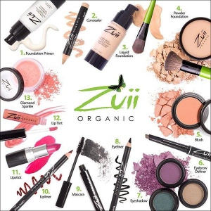 organic. Linia de cosmetice profesionale Zuii Organic