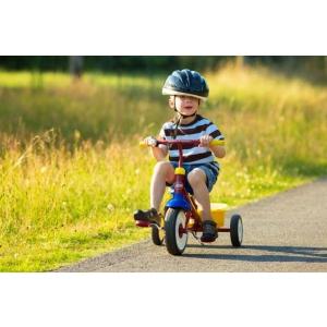 Tricicleta pentru copii – obiectul indispensabil din viata celor mici
