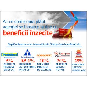 Fidelia Club Card - Reduceri, Beneficii, Fidelitate