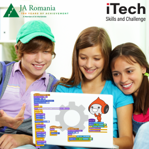 """Elevii din România își demonstrează creativitatea prin participarea la proiectul Honeywell """"iTECH SKILLS AND CHALLENGE"""""""