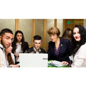 admitere liceu. Junior Achievement Romania dezvolta cultura antreprenoriala in randul elevilor de liceu