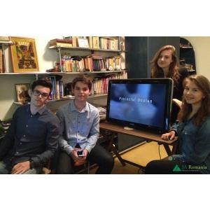 ochelari. O echipa de liceeni dezvolta prototipul de ochelari ce vine in sprijinul persoanelor cu deficienta de vedere, in cadrul unei competitii internationala