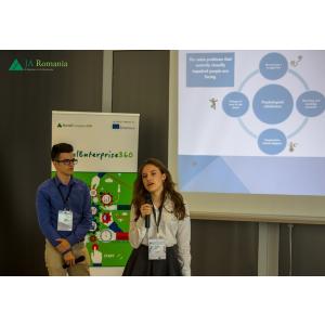 dezvoltat. Peste 10.000 de liceeni din 8 țări au dezvoltat afaceri sociale în programul european Social Enterprise 360