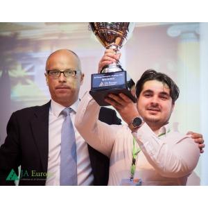 global enterprise challenge. Romania a castigat marele premiu la competitia de antreprenoriat JA Europe Enterprise Challenge 2016