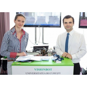 obscena  lisabona. Start-up-ul VisionBot reprezinta Romania la finala JA Europe Enterprise Challenge de la Lisabona