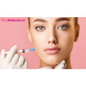 augmentarepometi. Injectare Acid Hialuronic