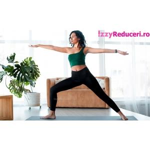 Yoga curs ONLINE live oferta IzzyReduceri.ro