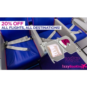city break ieftin. 20% Reducere la zborurile WizzAir - City Break IEFTIN pe www.IzzyBooking.ro