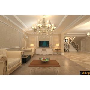 Design interior case - pentru case in stil clasic