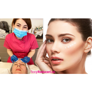 Tratament facial antirid cu efect de lifting