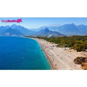 Vacanta Antalya, preturi incredibil de mici, de la 199 eur/ pers, 7 nopti, zbor + cazare All Inclusive – plecare 12 iunie, din Sibiu