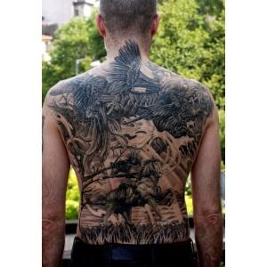 alex velea tatuaje. www.elegancetattoo.ro
