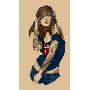 ruby. tatuaje www.elegancetattoo.ro