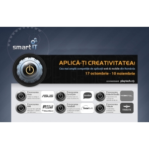 kolectivstudio. Smart IT - O competiție provocatoare! Faceți față premiilor?