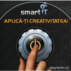 dezvoltator aplicații. Start Smart IT! Cea mai amplă competiție de aplicații web & mobile din România