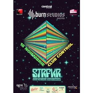 Starfucker. Burn Studios prezinta: Starfucker, in premiera la Bucuresti - vineri, 18 noiembrie, Club Control