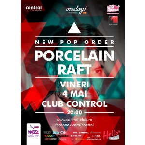 Porcelain Raft. New Pop Order: Porcelain Raft concerteaza in Club Control - vineri, 4 mai