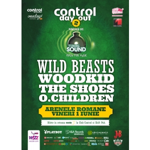 Woodkid. Noul EP Woodkid - Run Boy Run, number one inca de la lansare! - live la CONTROL DAY OUT powered by TuborgSound – 1 iunie, Arenele Romane