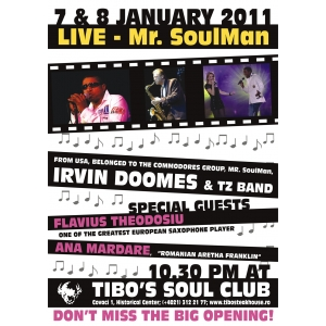 Deschiderea oficiala a Tibo's Soul Club, Str. Covaci nr. 1, eveniment muzical si monden