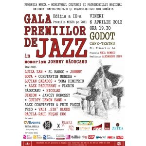 Premiile Muzza - eveniment de excepție în jazz-ul românesc