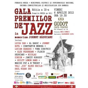 Premiile Muzza - eveniment de exceptie în jazz-ul românesc