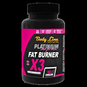 Cum poti imbunatati arderea grasimilor cu Fat Burner x3