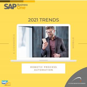 7 tendinţe conturate de experţii SAP în 2021