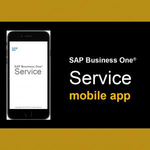 Service Mobile app
