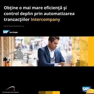 SAP Business One Intercompany