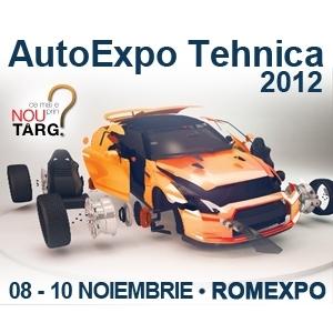sab  expozitie auto. AUTOEXPOTEHNICA - Expozitie de componente auto si accesorii, 08 – 10 noiembrie 2012, ROMEXPO