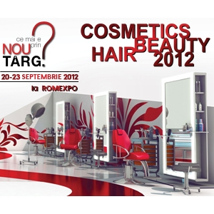 beauty. Cosmetics Beauty Hair 2012, 20 - 23 Septembrie