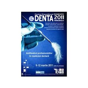Patronatul Medicinei Integrative. DENTA- locul de întâlnire al expozanţilor si specialiştilor din domeniul medicinei dentare